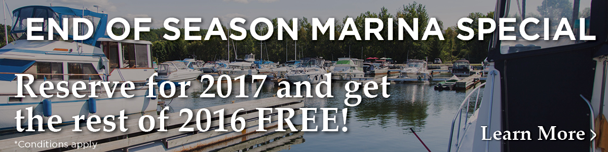 August Marina Special