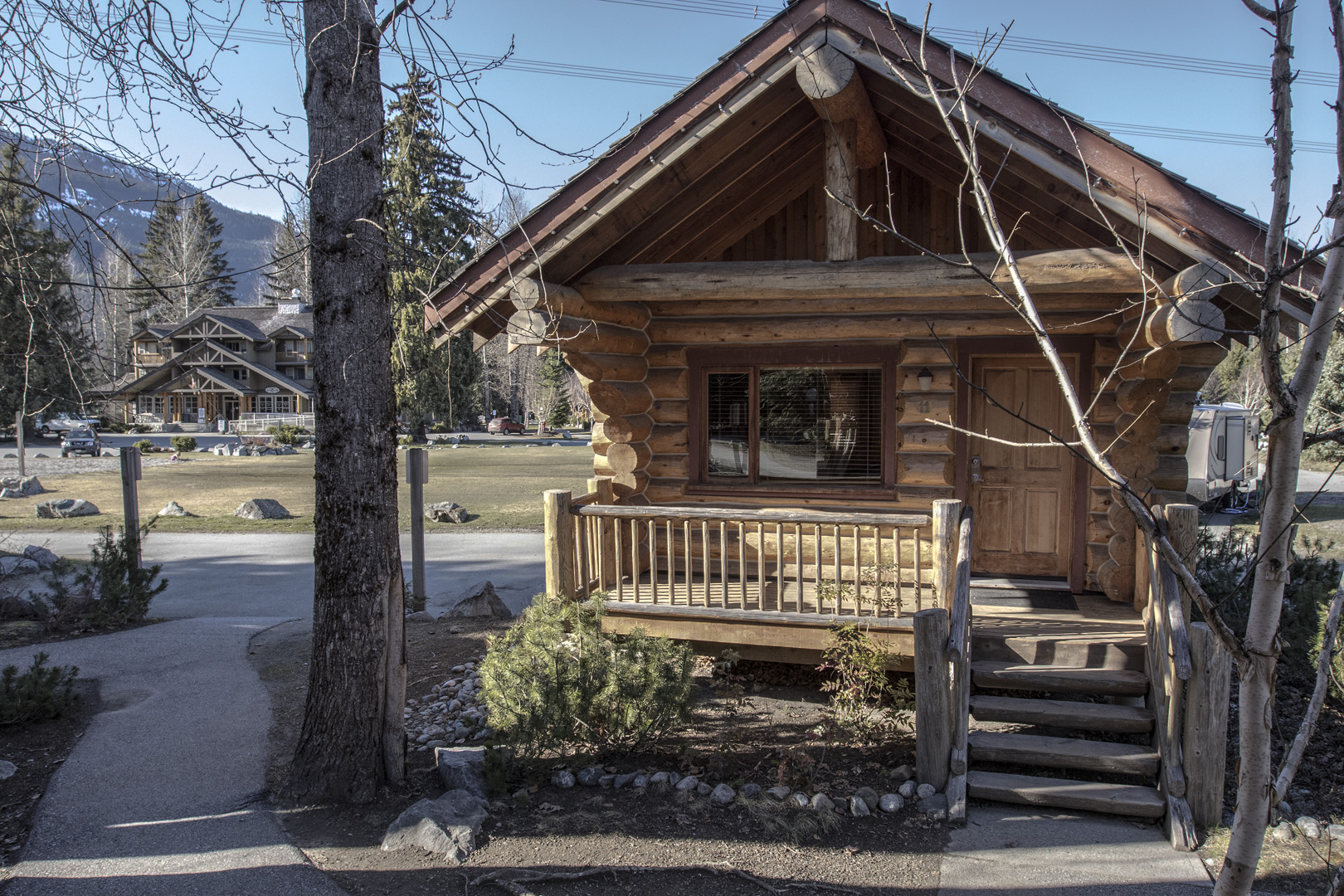 A Wintery Vacation In Whistler British Columbia: whistler cabin rentals