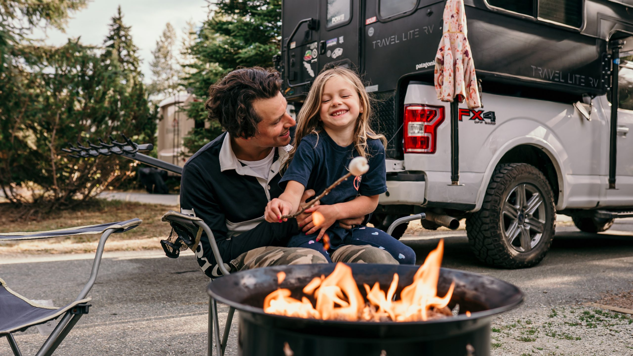 Keeping Kids Busy while RV Camping